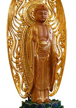お仏像について